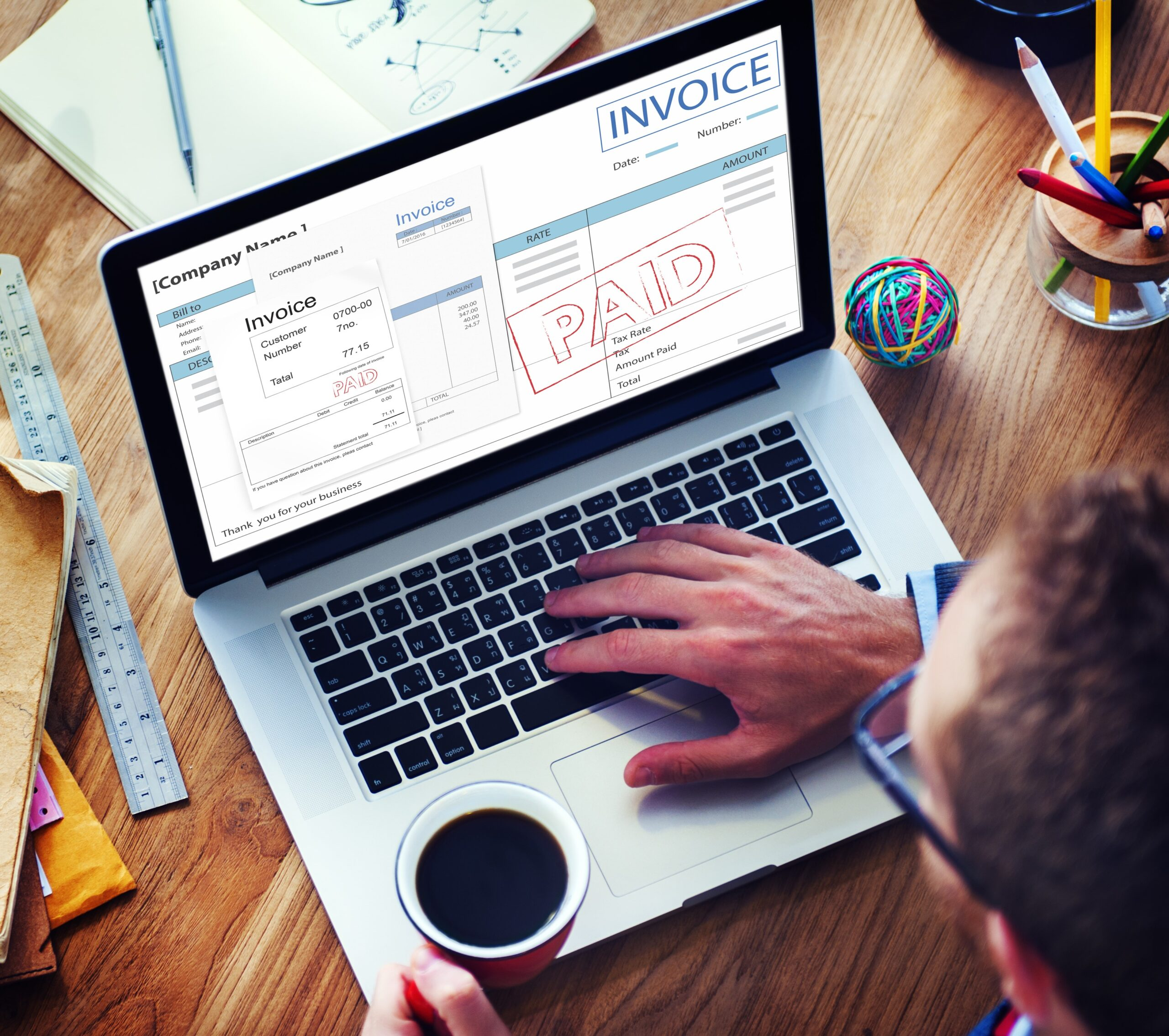 Invoice And Coffee - Specialist Accounting Solutions